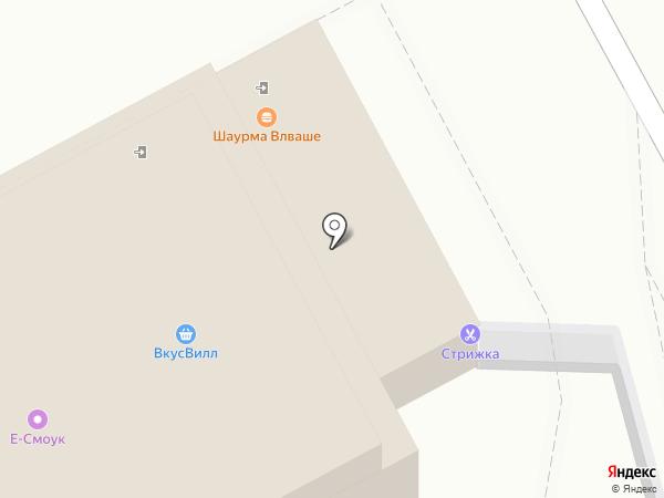 Ветеран на карте Химок