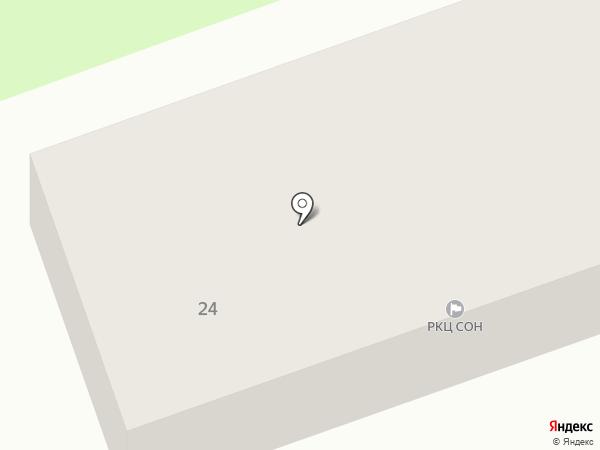 Чеховский районный комплексный центр социального обслуживания населения на карте Чехова