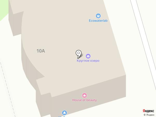 Барбара на карте Лобни