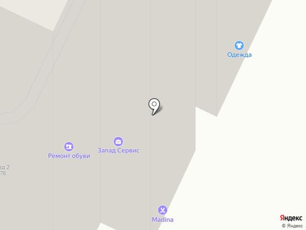 Средства спасения на карте Москвы