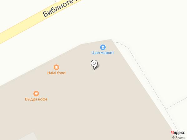 Мульти мистер на карте Химок