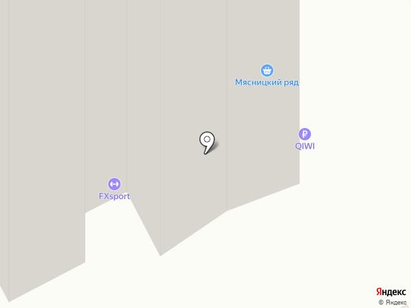 DDRX на карте Химок