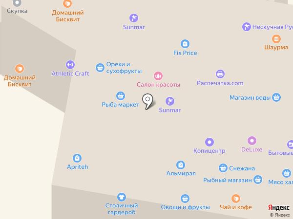 Auto8800.ru на карте Москвы