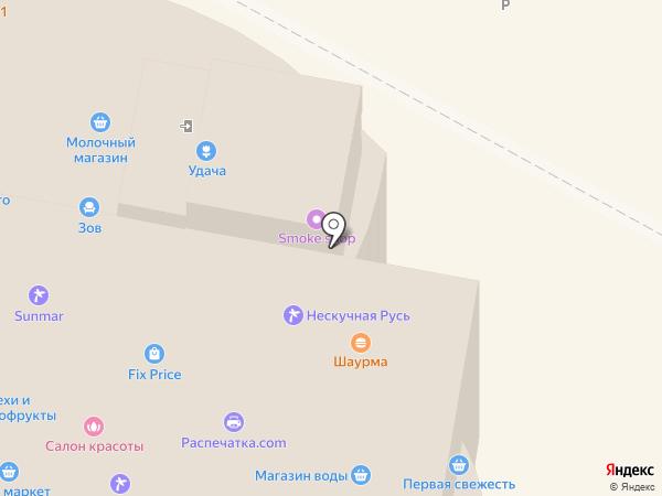 LIGHT4U на карте Москвы