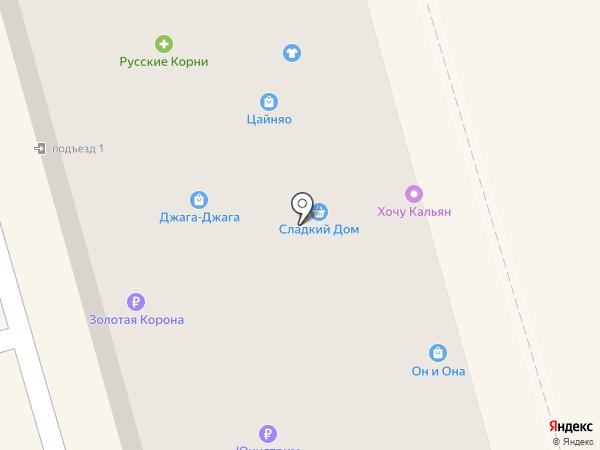 МОНЕТНЫЙ ДВОР на карте Лобни