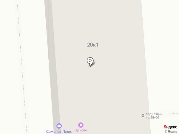 Дисконт-центр №1 на карте Москвы