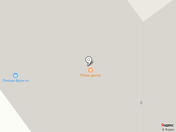 Левобережный на карте Химок