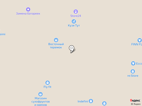 Mr.Apple на карте Москвы