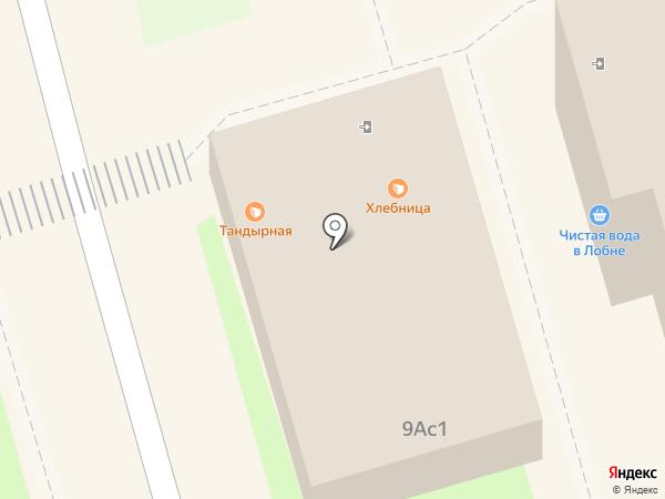 Каравай СВ на карте Лобни