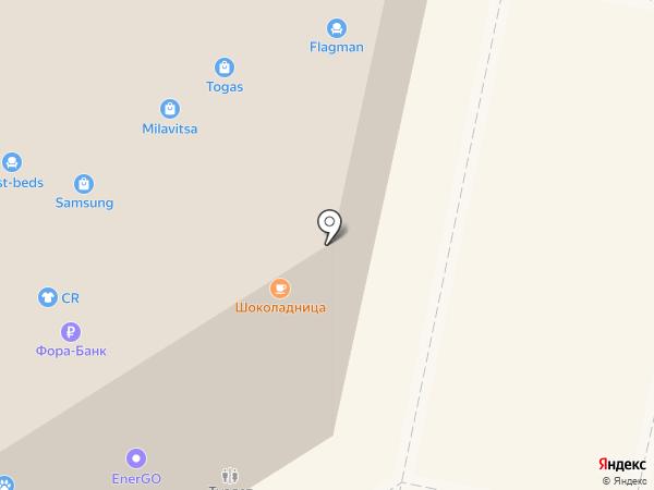 MilaVitsa на карте Москвы