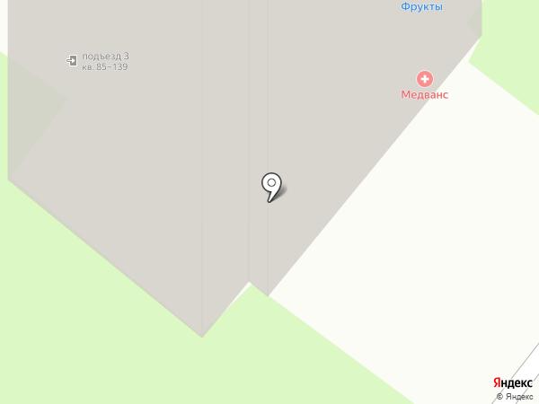Суши Wok на карте Подольска