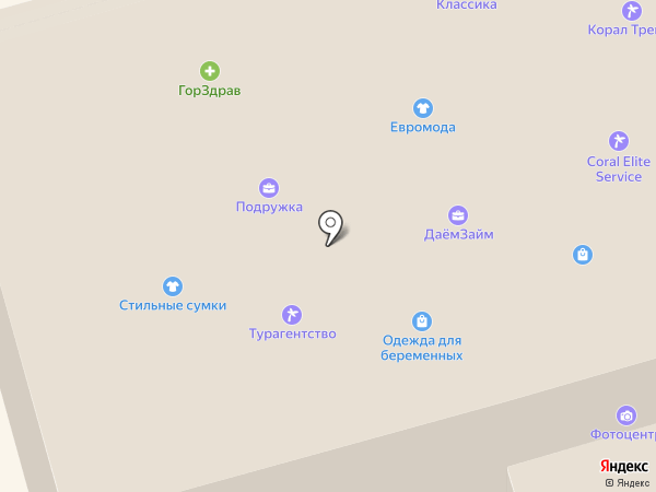 Нет Бай Нет на карте Лобни