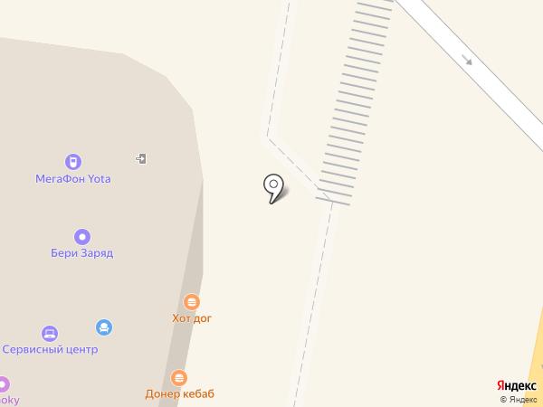 Магазин мобильных телефонов и аксессуаров на карте Москвы