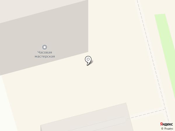 Магазин одежды на карте Лобни