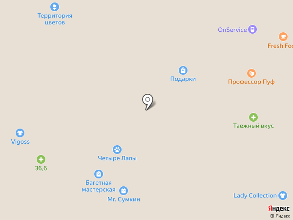 Kodak express на карте Москвы