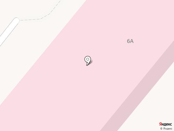 Луговое поликлиническое отделение на карте Лобни