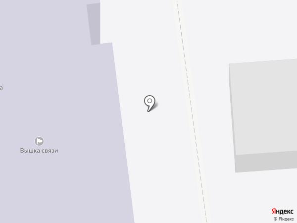 Подольск-Додзё на карте Подольска