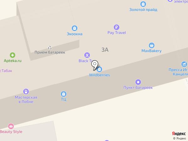 Студио НП на карте Лобни