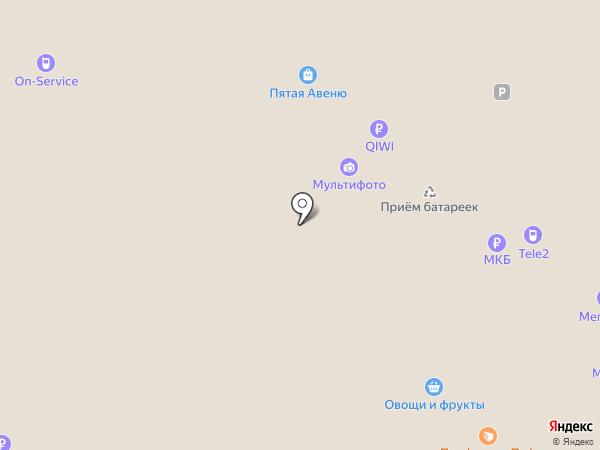 Modus Vita на карте Москвы