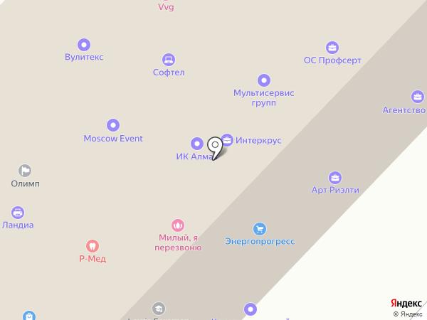 DoExpert на карте Москвы