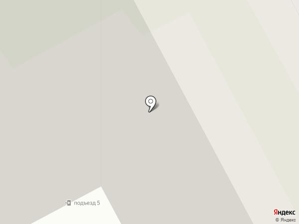 Подросток на карте Подольска