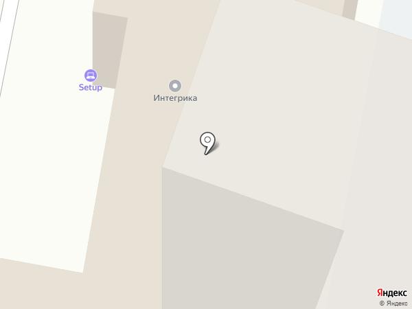 Вирта центр на карте Москвы