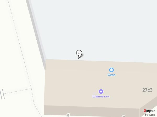 Кафе-бистро на карте Химок