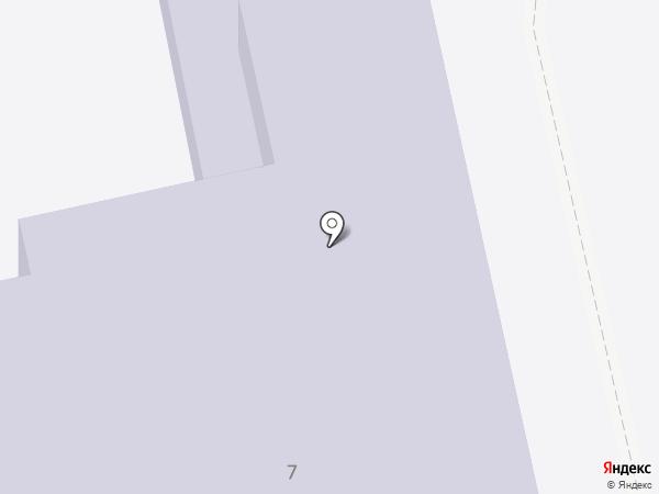 Детский сад №6 на карте Лобни