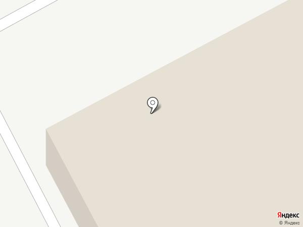 Дизельбокс на карте Москвы