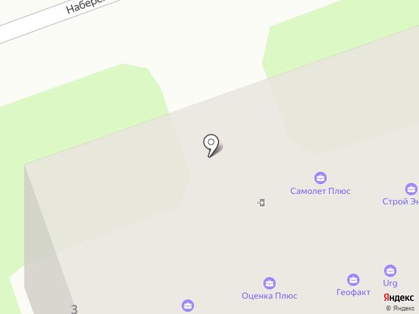 Леко-Строй на карте Чехова