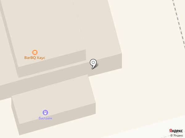 Киоск по продаже хлебобулочных изделий на карте Лобни