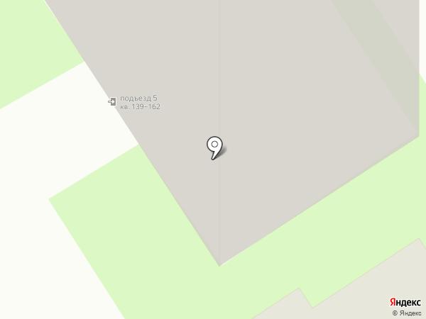 Детская библиотека №6 на карте Подольска