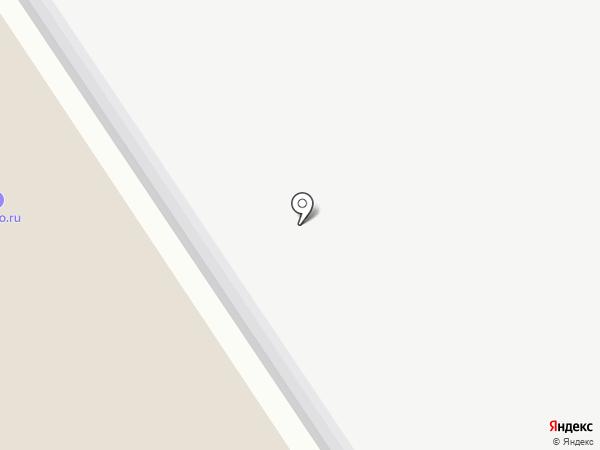 Магазин строительных материалов на карте Москвы