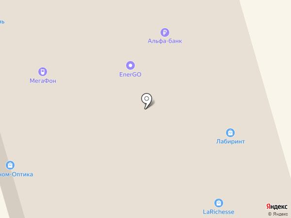 Линзы тут на карте Лобни