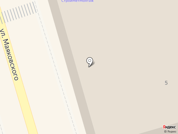 Молодежная одежда на карте Лобни