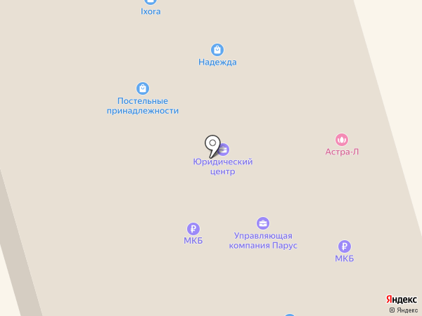 SPAR на карте Лобни