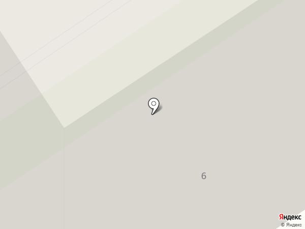 Библиотека №8 на карте Подольска
