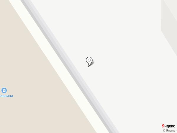 Сеть магазинов электрики на карте Москвы