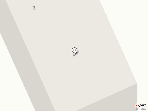 Общежитие на карте Лобни