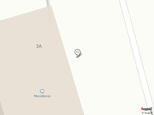 КРАСНОГОРСКМЕЖРАЙГАЗ на карте Лобни