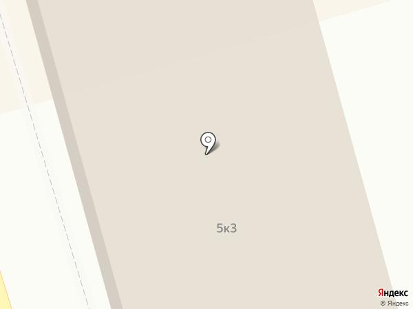 Магазин зоотоваров на карте Лобни