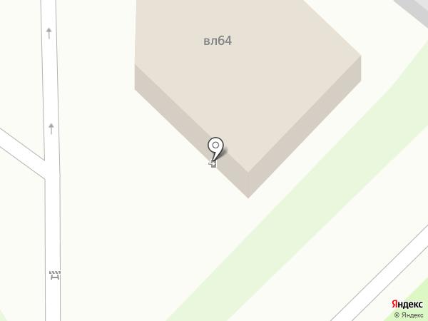 МСК Мойка на карте Москвы