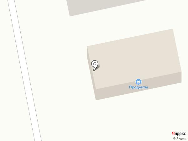 Продуктовый магазин на карте Юбилейного