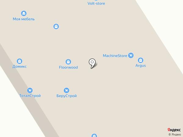 Megaelectrica market на карте Москвы