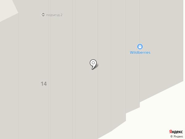 Инвестэнергострой на карте Лобни