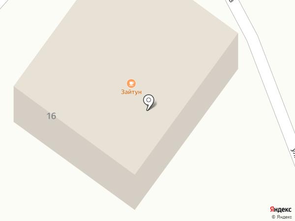 Барокко на карте Лобни