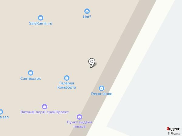 Скарабей на карте Москвы