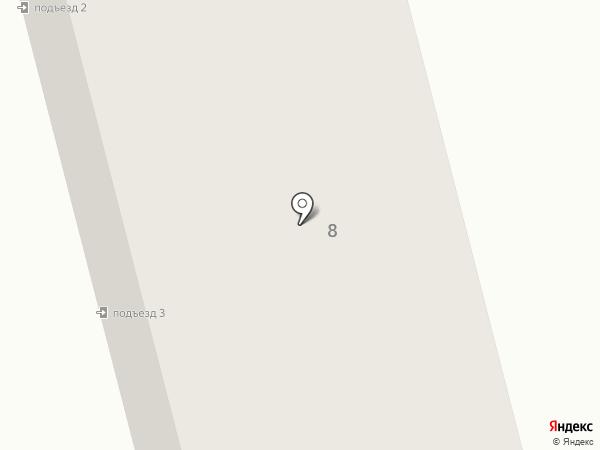 Алжес на карте Лобни