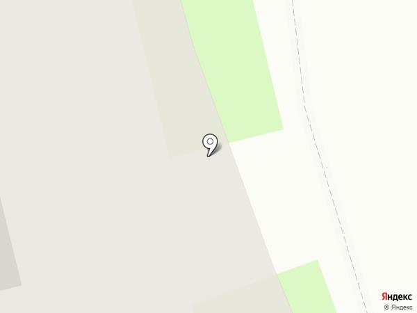СпецКоммунПроект на карте Подольска