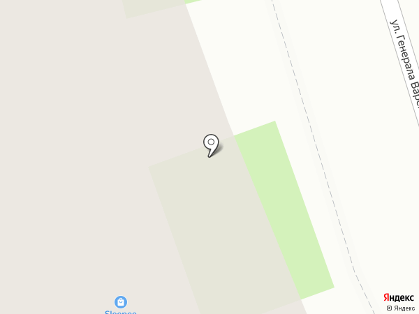 Мини-маркет на карте Подольска